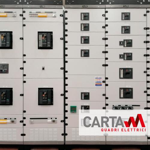 Realizzazione quadro elettrico di automazione per Galleria prosecco lato est
