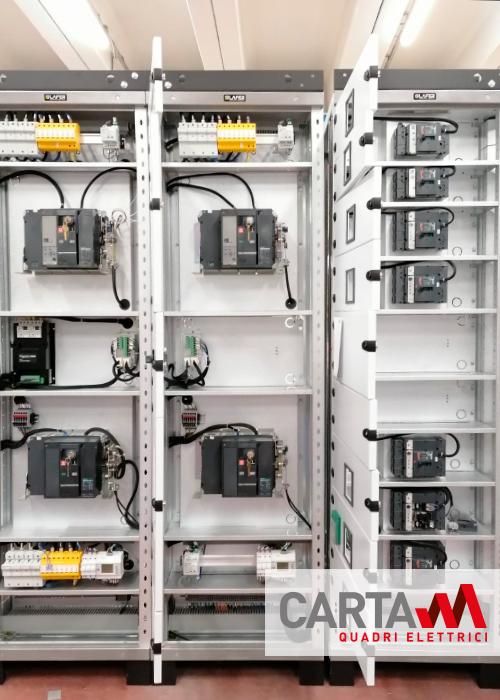Realizzazione quadro elettrico di automazione